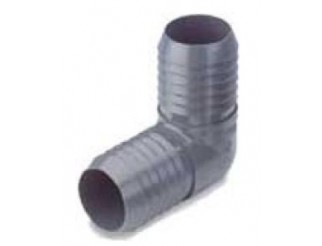 Poly Tubing Insert Ell 1/2""