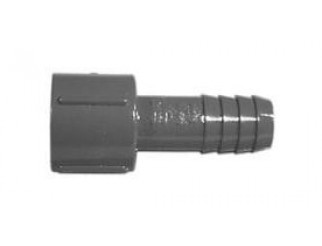 Poly Tubing Insert Female Adapter 1/2""