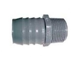 Poly Tubing Insert Male Adapter 3/4""