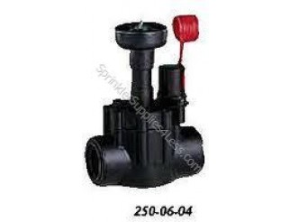 "Toro 250-06-04 Thread 1"" Valve With Flow Control"