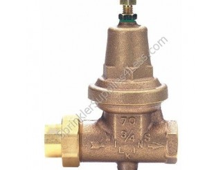 Wilkins Pressure Regulator 70XL Lead Free 3/4""