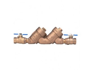 "Wilkins 950XLT 1"" Double Check Backflow"
