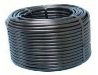 "1/4"" Vinyl Tubing 100 Foot Roll Black"
